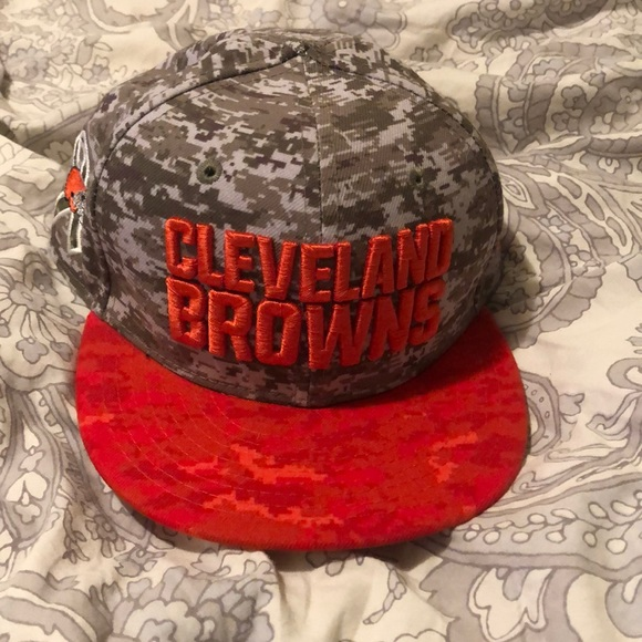 best authentic 6af6f 10bda Youth Cleveland Browns Hat. M 5c3cd94e6a0bb713ab72defe